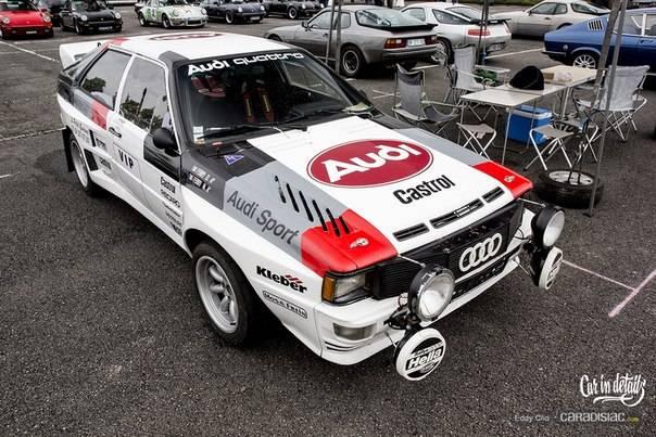 Audi quattro: через раллийные победы к сердцам покупателей