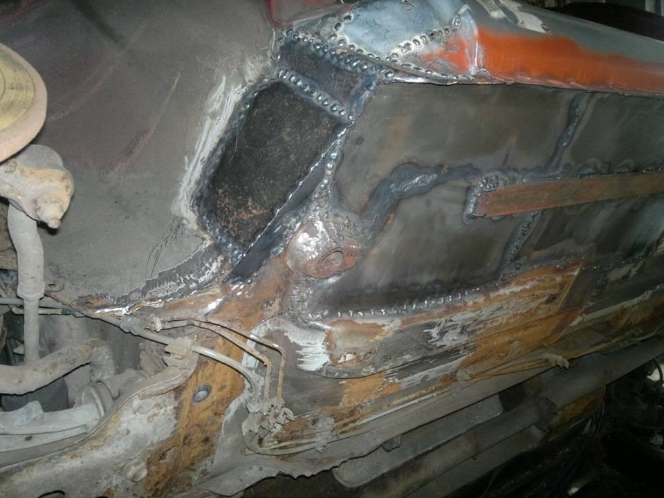 Чем лучше варить кузов автомобиля