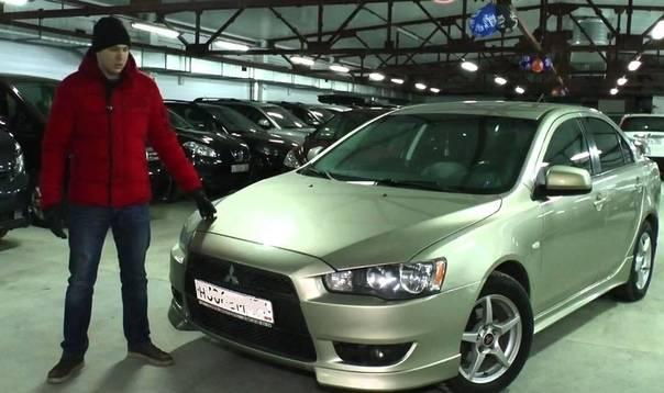 Mitsubishi lancer x на вторичном рынке, стоит ли покупать, как отзываются владельцы