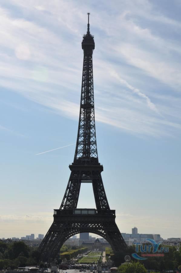 Эйфелева башня — фото, высота, билеты, уровни, рестораны, отели рядом, как добраться | туристер.ру