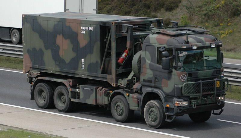 Военные грузовики россии. вероятный противник: военные автомобили соединенных штатов