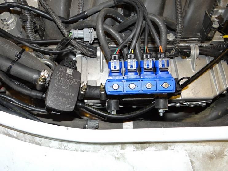 Установка газового оборудования на автомобиль: плюсы и минусы