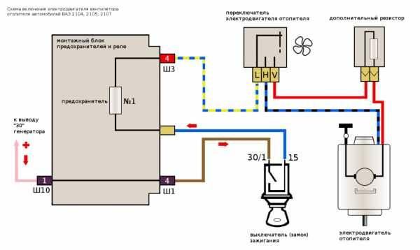 Переменный резистор для регулировки напряжения