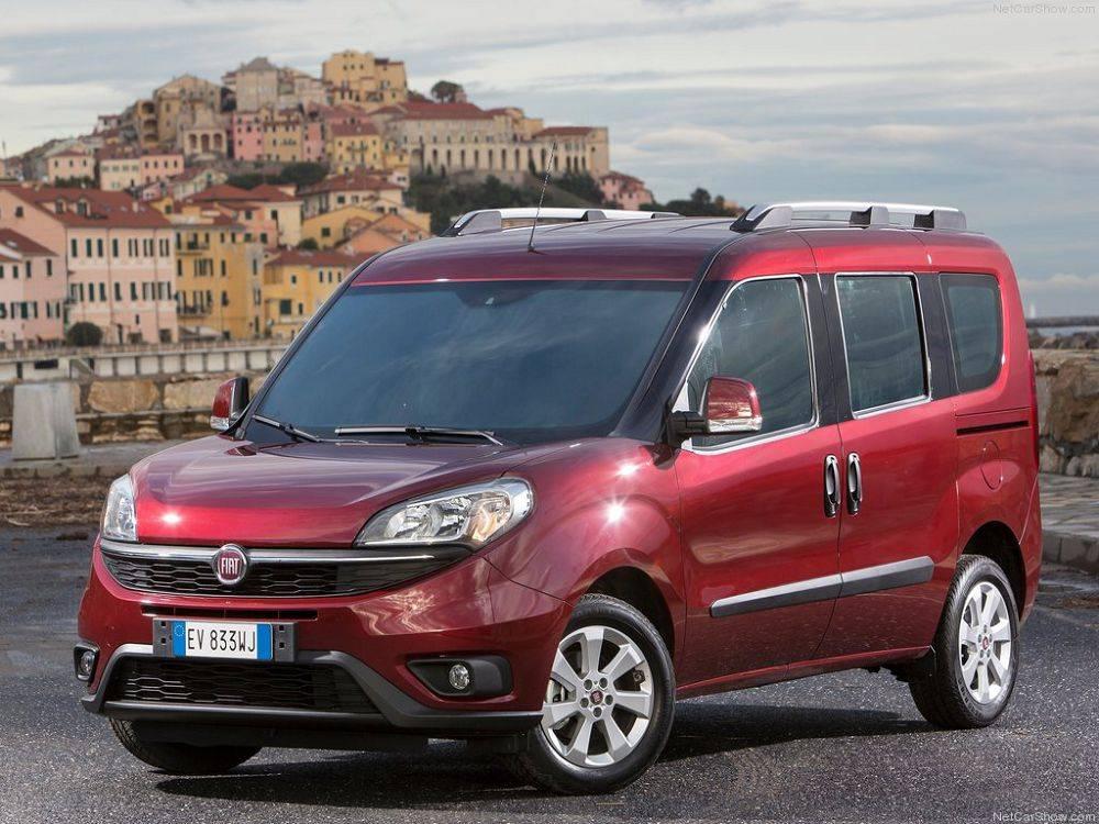 Fiat doblo panorama, комплектация, характеристики, фото, видео