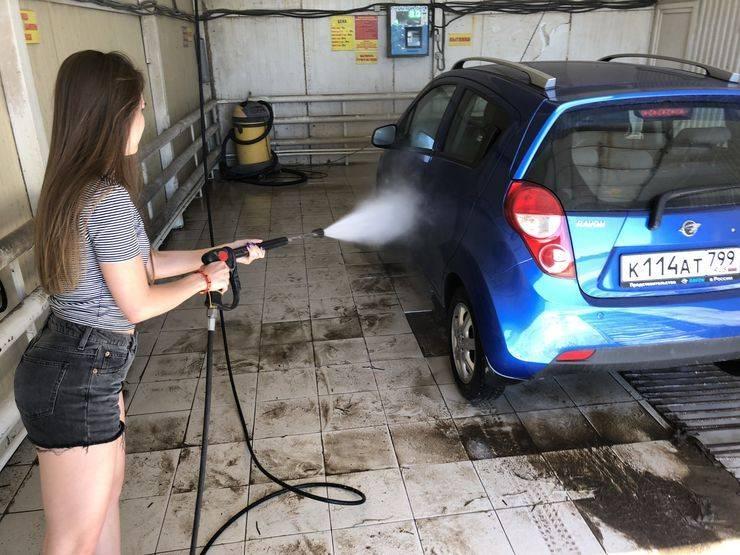 Как эффективно и быстро мыть машину на мойке самообслуживания?