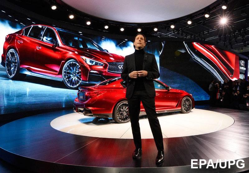 Китайский синдром: 10 главных премьер автосалона в детройте   статьи   известия