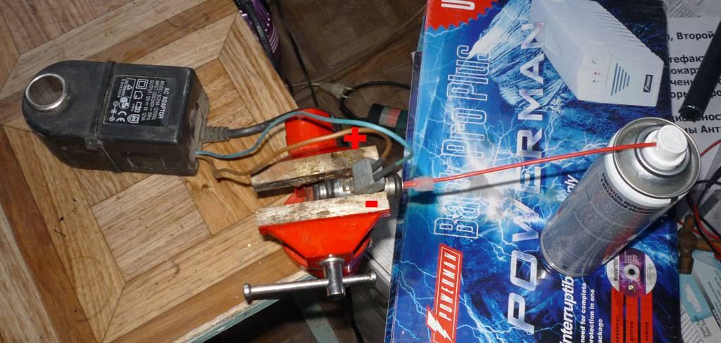 Как почистить инжектор в домашних условиях