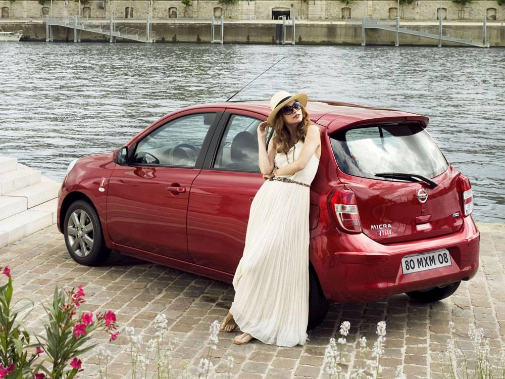 ТОП-10 автомобилей для женщин с ценами и фото