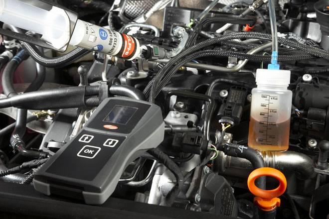 Sysclean или как промыть топливную систему бензинового двигателя самому в гаражных условиях | autostadt.su