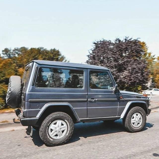 5 самых крутых и дорогих кастомов mercedes gelandewagen