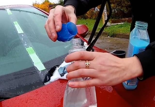 Антидождь своими руками: 4 рецепта для стекол и кузова автомобиля
