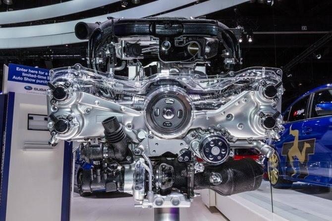 Оппозитный двигатель: принцип работы, плюсы и минусы