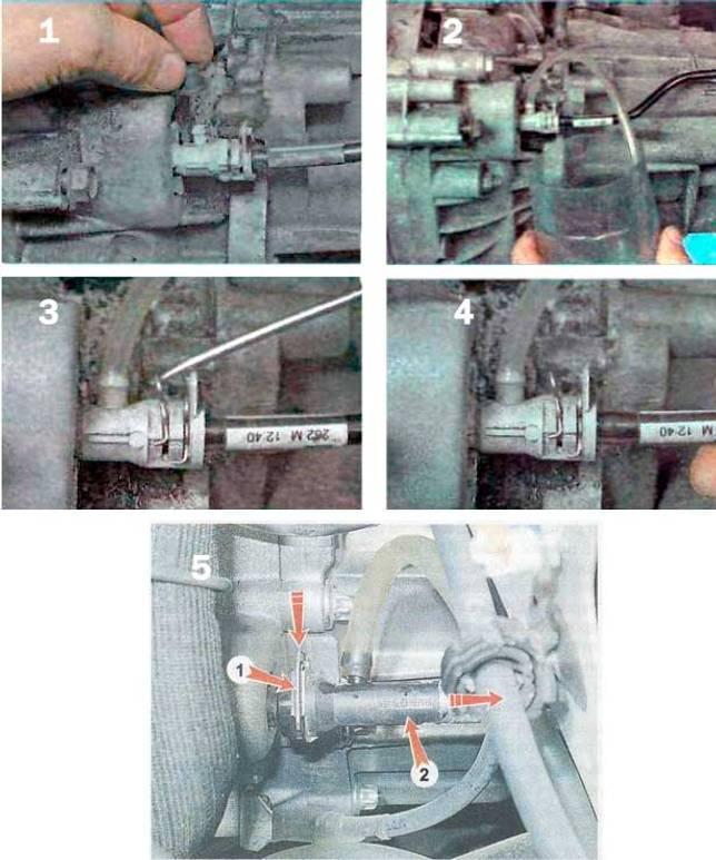 Как правильно прокачать сцепление не прибегая к помощи автомастерских