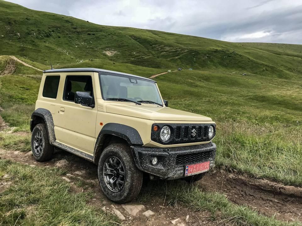 Тест-драйв suzuki jimny: самый «фановый» автомобиль 2019 года - itc.ua