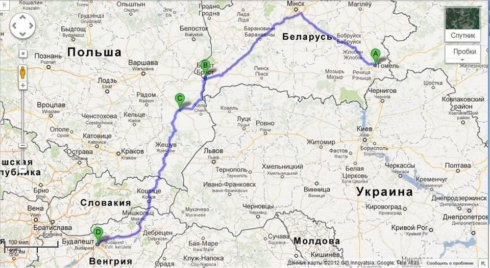 Возобновляются автобусные рейсы с беларуси в польшу