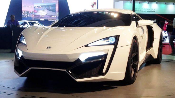 Топ-10 самых дорогих машин в фильме «форсаж 9»