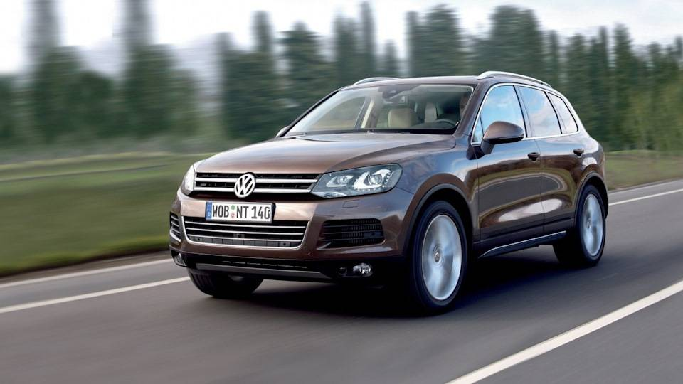 Когда порода не играет роли: почему не стоит брать VW Touareg I поколения