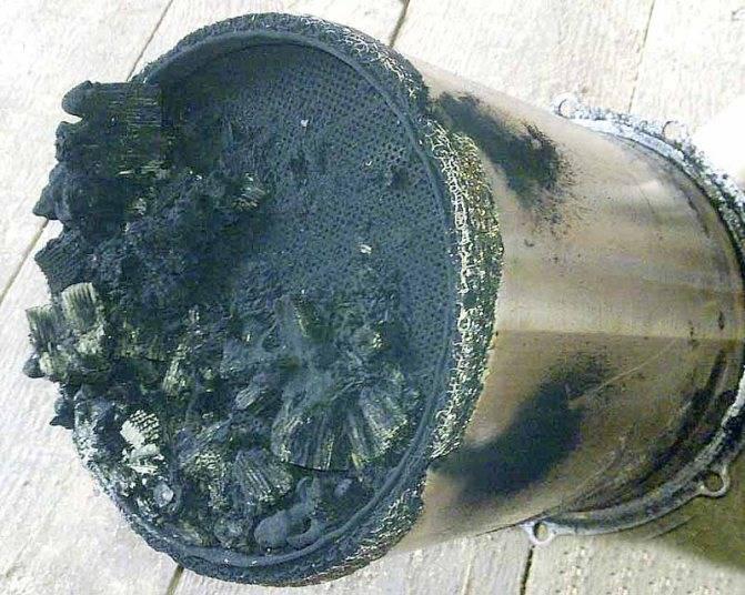 Как прочистить сажевый фильтр на дизеле в домашних условиях: советы