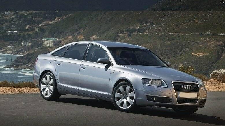 Audi A6 III (C6) или Jaguar X-Type — битва полноприводных седанов