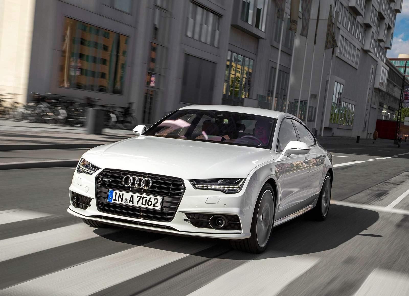 Audi A7 I — авто для богатого пижона