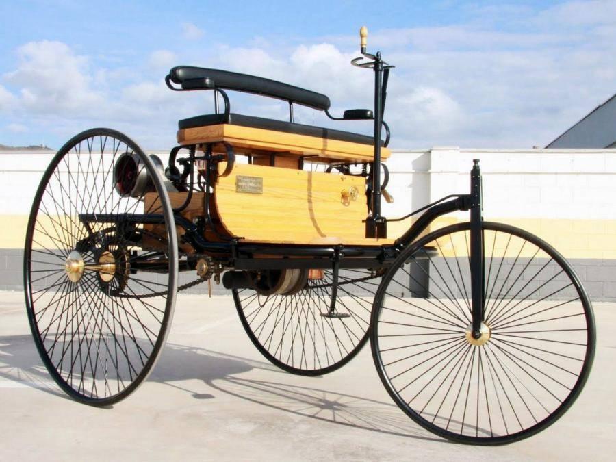 Кто и когда изобрел первый автомобиль в мире