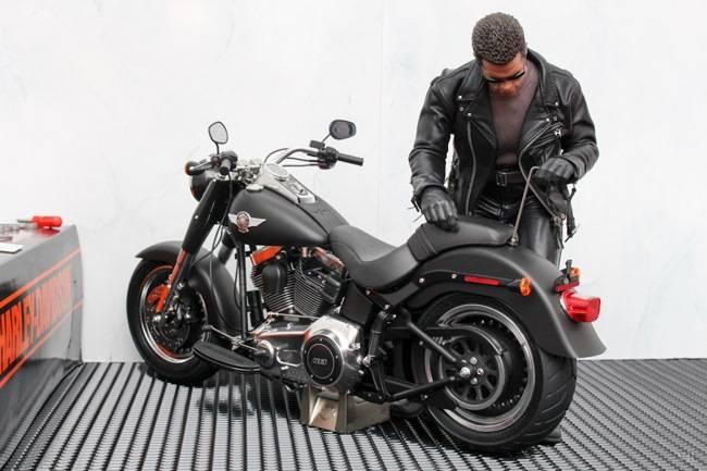 Мотоциклы из серии фильмов «терминатор»