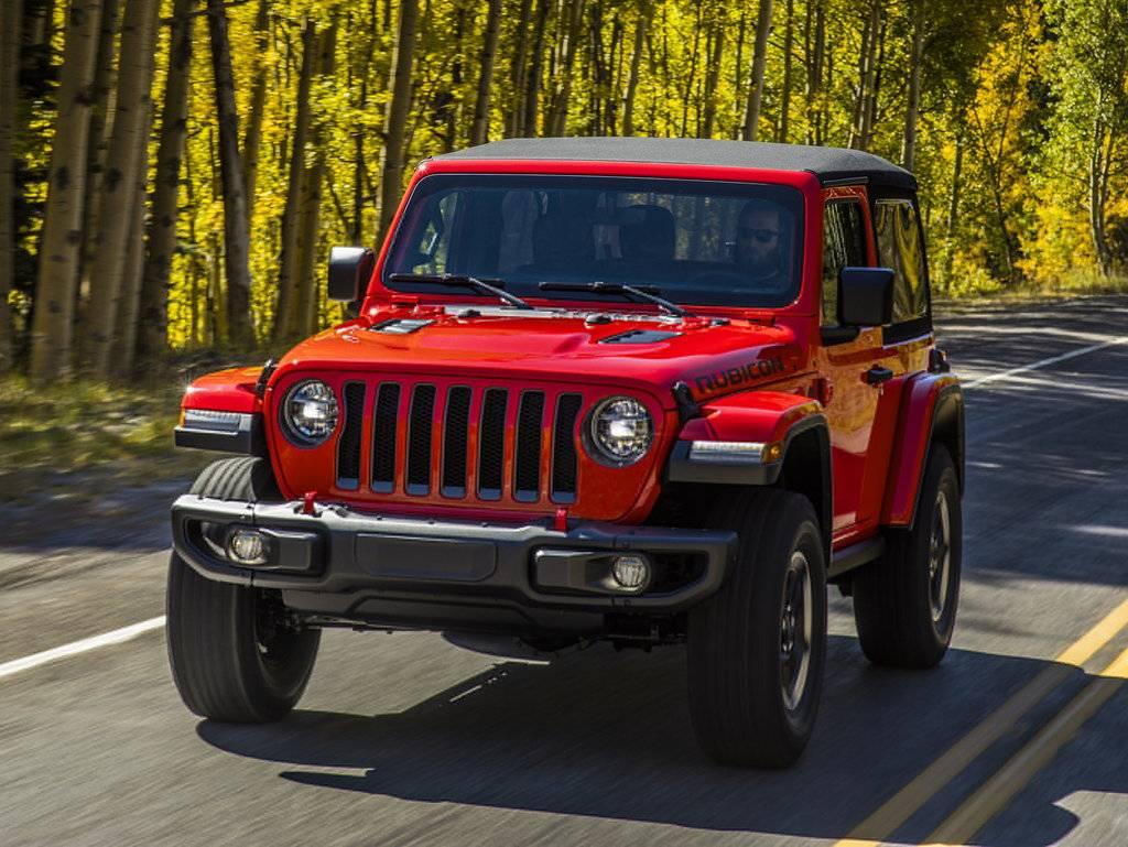 Самый мужской автомобиль на вторичке: обзор Jeep Wrangler IV (JL)