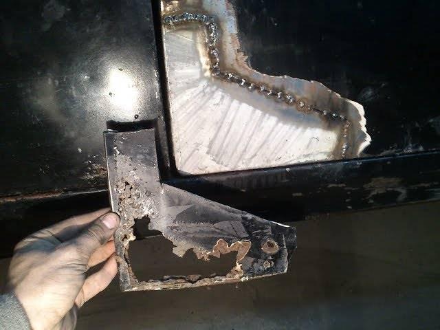 Сварка кузова автомобиля: какой сваркой лучше варить тонкий металл, как произвести лужение и установить заплатку