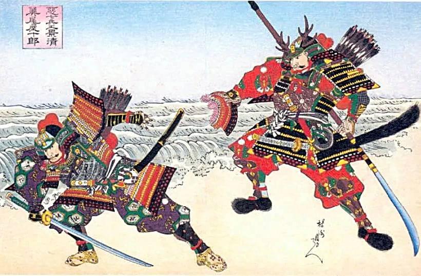История самураев | удивите меня!