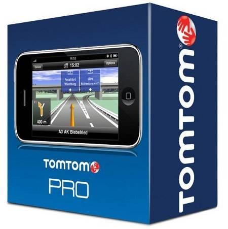 Карты навигации — TomTom Europe 875.3612 v.1.9