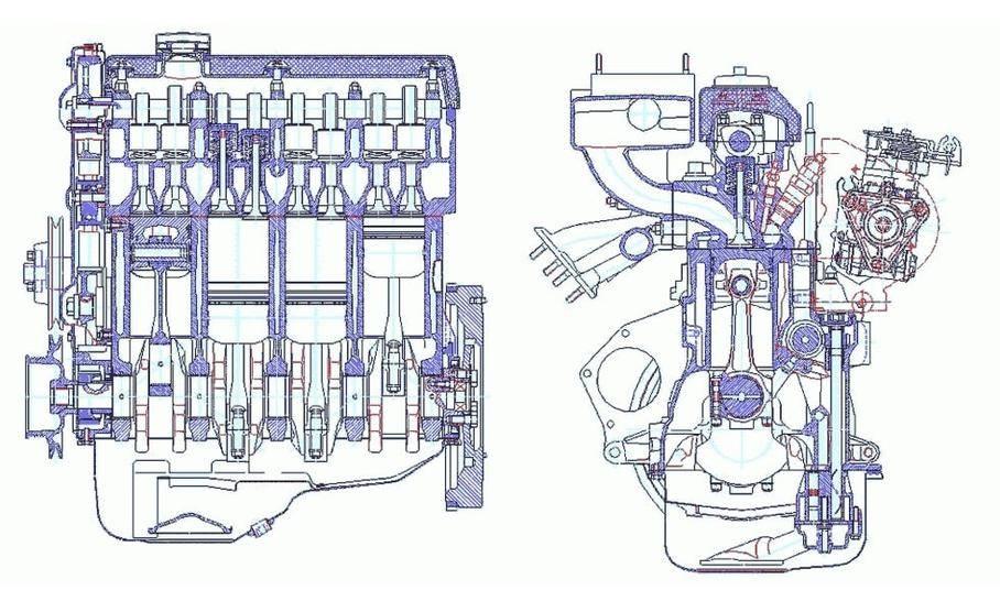 Дизельный ваз или история двигателя ваз-341