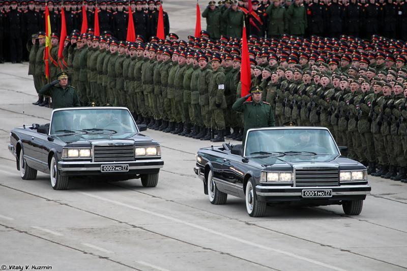 Автомобили будущего дляроссийской армии (13фото)