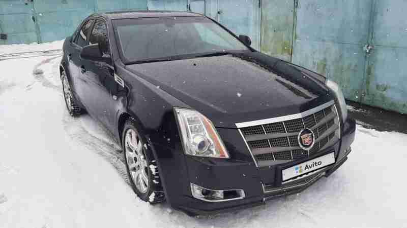 Cadillac cts 2013 - 2021, поколение iii - вся информация