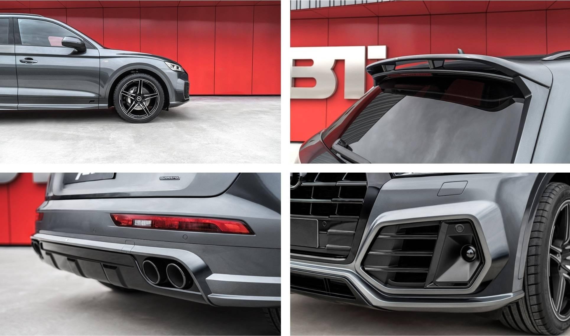 В России будет продаваться эксклюзивная серия Audi Q5 ABT Edition