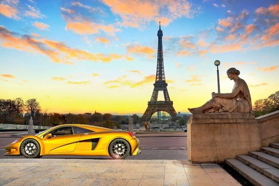 Эйфелева башня в париже - история, фото, посещение - билеты