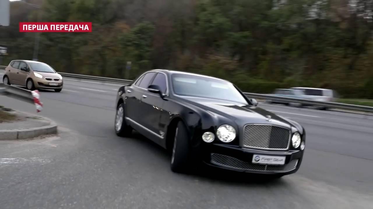 Максим Галкин ездит на Bentley со скрученным пробегом