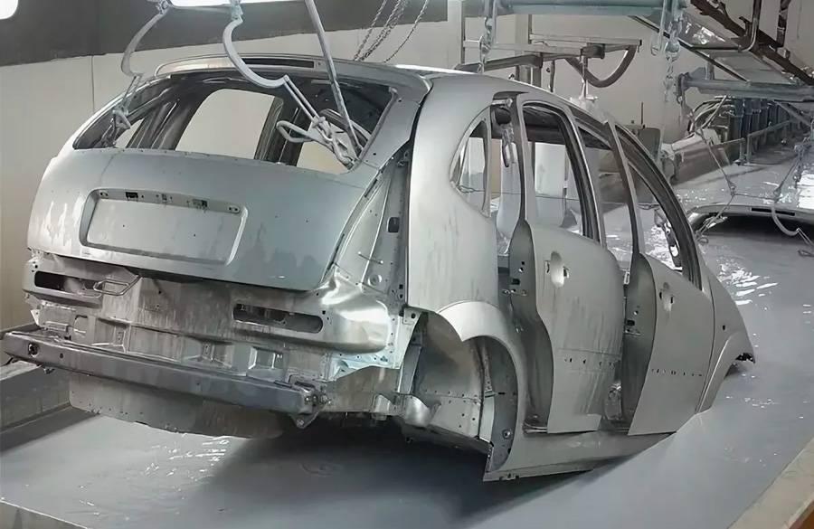 Авто с горячей оцинковкой кузова марки - авто журнал карлазарт