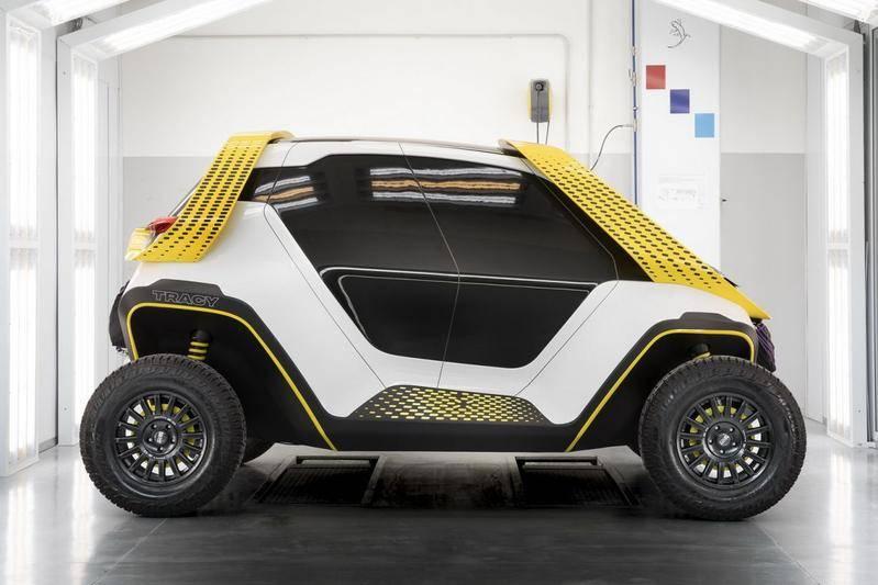 Концепт citroen 19_19 построен в честь юбилея брендаавтомобили на альтернативном топливе