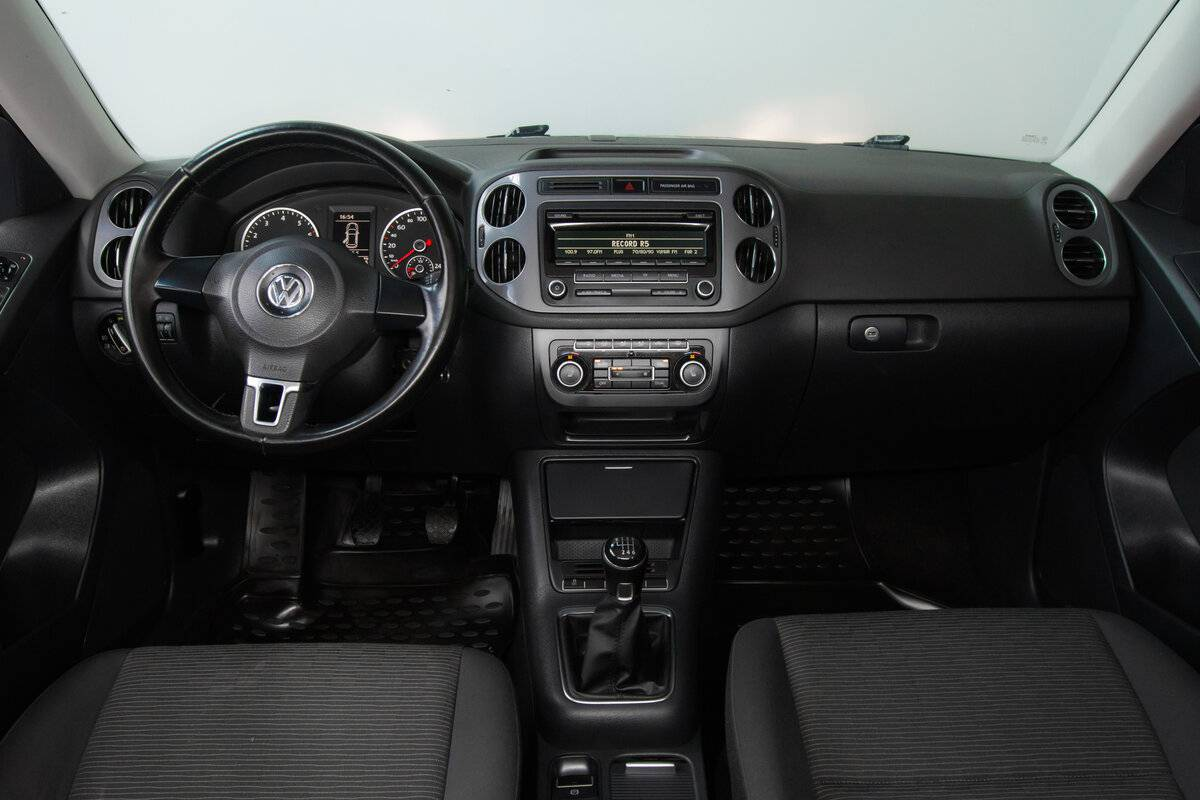 8 проблем Volkswagen Tiguan I поколения (рестайлинг)