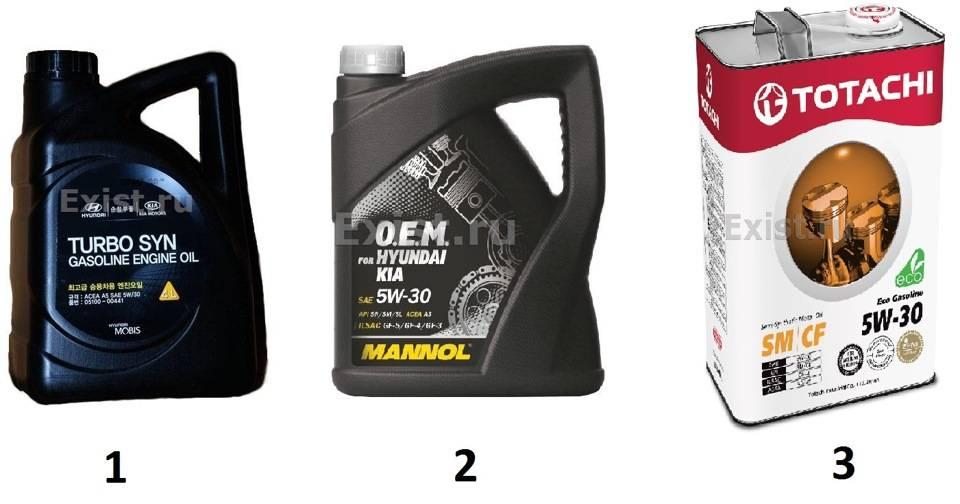 Киа рио 4 поколение масло для двигателя - сколько, какое заливать при замене