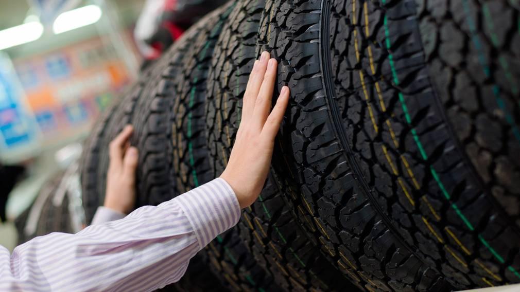 Что заставляет шины стареть