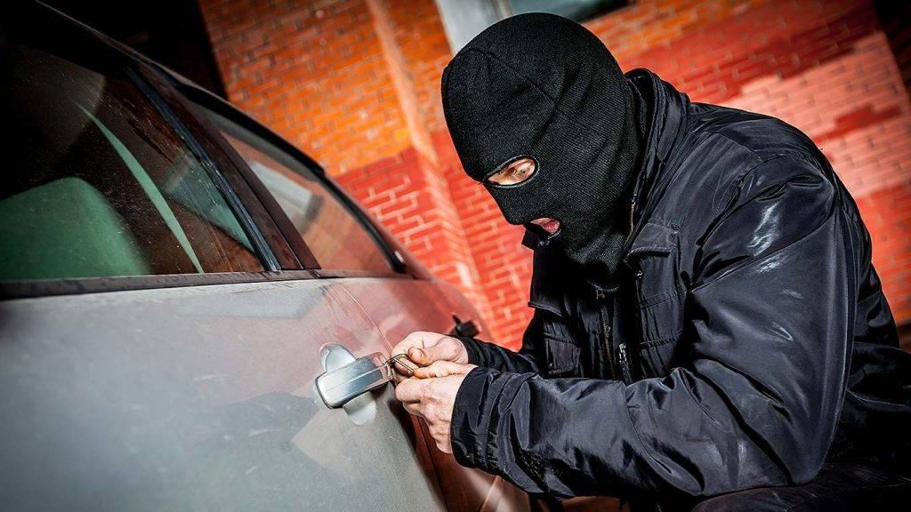 Как защитить гараж от взлома - авто журнал карлазарт