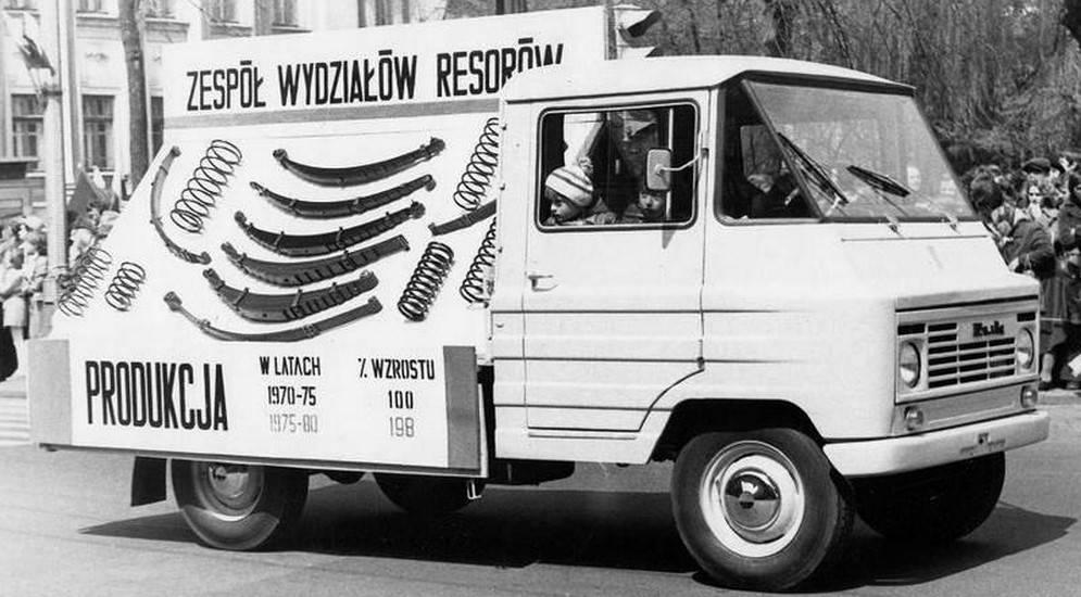 Самоходы особовые. nysa и другие звезды польского автопрома - «автоновости»