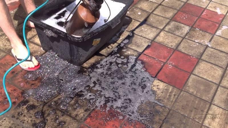 Как очистить сажевый фильтр на дизеле самому