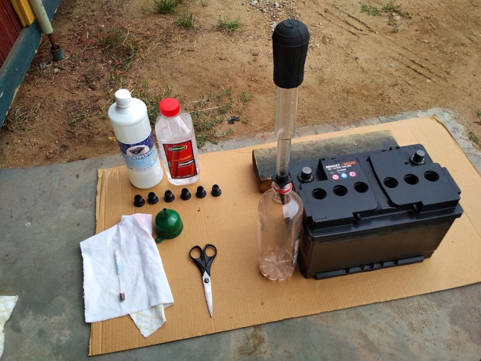 Как восстановить необслуживаемый аккумулятор: причины проблем с акб, какой ремонт нужен автомобильной батарее