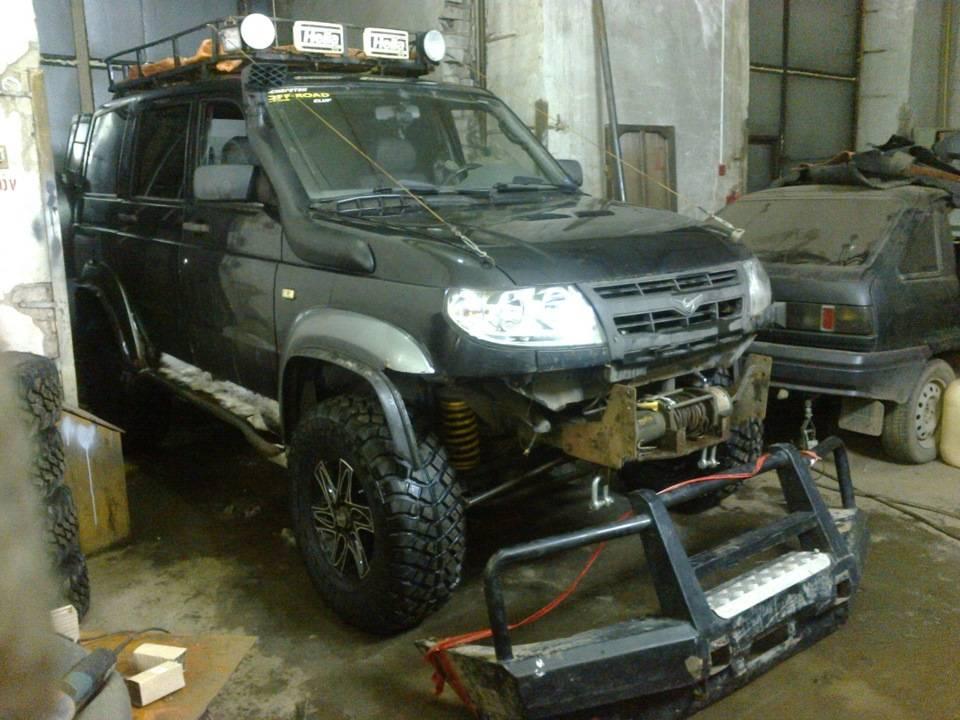 Как узаконить тюнинг, доработки и модернизации автомобиля