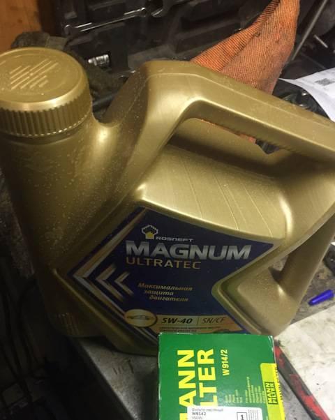 Какое масло залито в двигатель лада веста с завода и какое лучше заливать при замене масла
