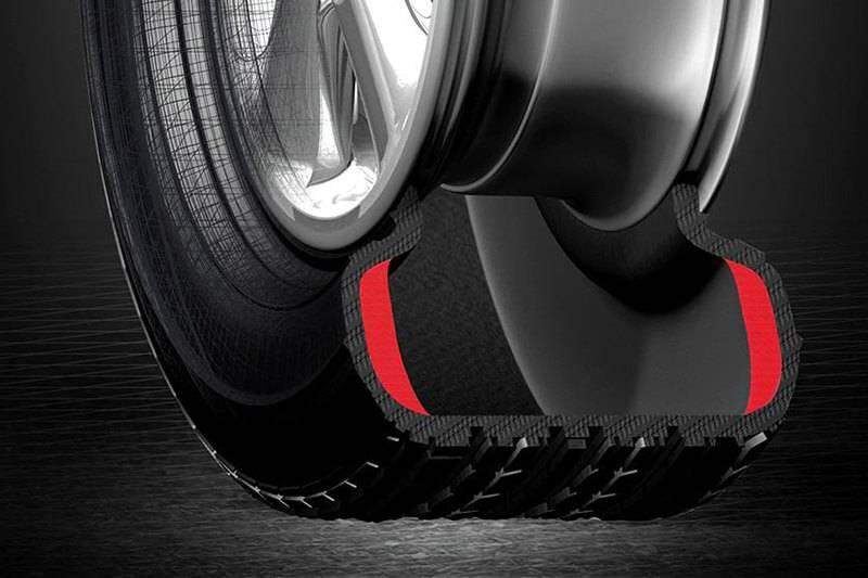 Технологии изготовления беспроколных шин от разных производителей