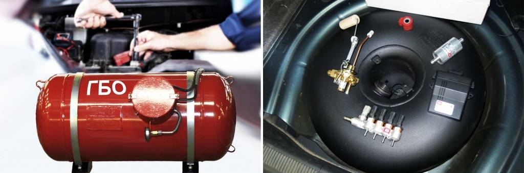 Установка газового оборудования на автомобиль. регистрация гбо.