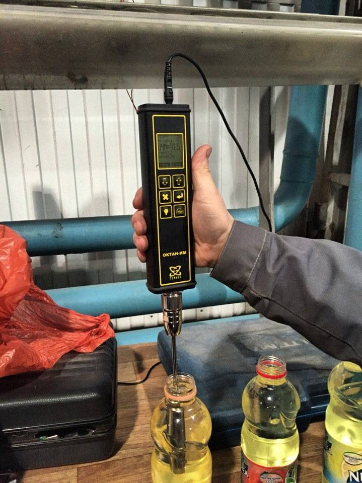 Дизельное топливо на АЗС будут проверять новым методом